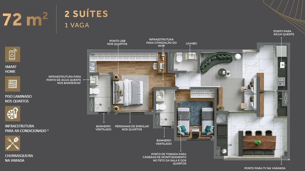 Apartamento no Ipiranga