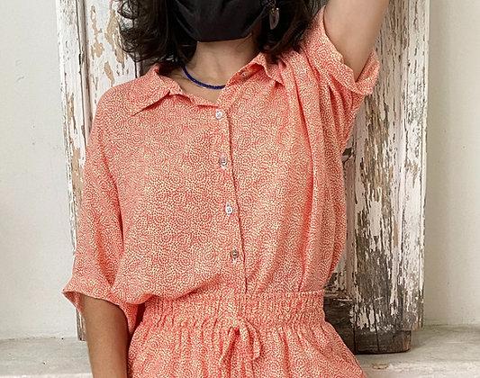 camisa encontro laranja