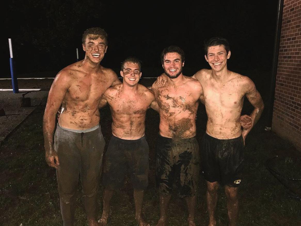 Unexplainable Mud-Wrestling