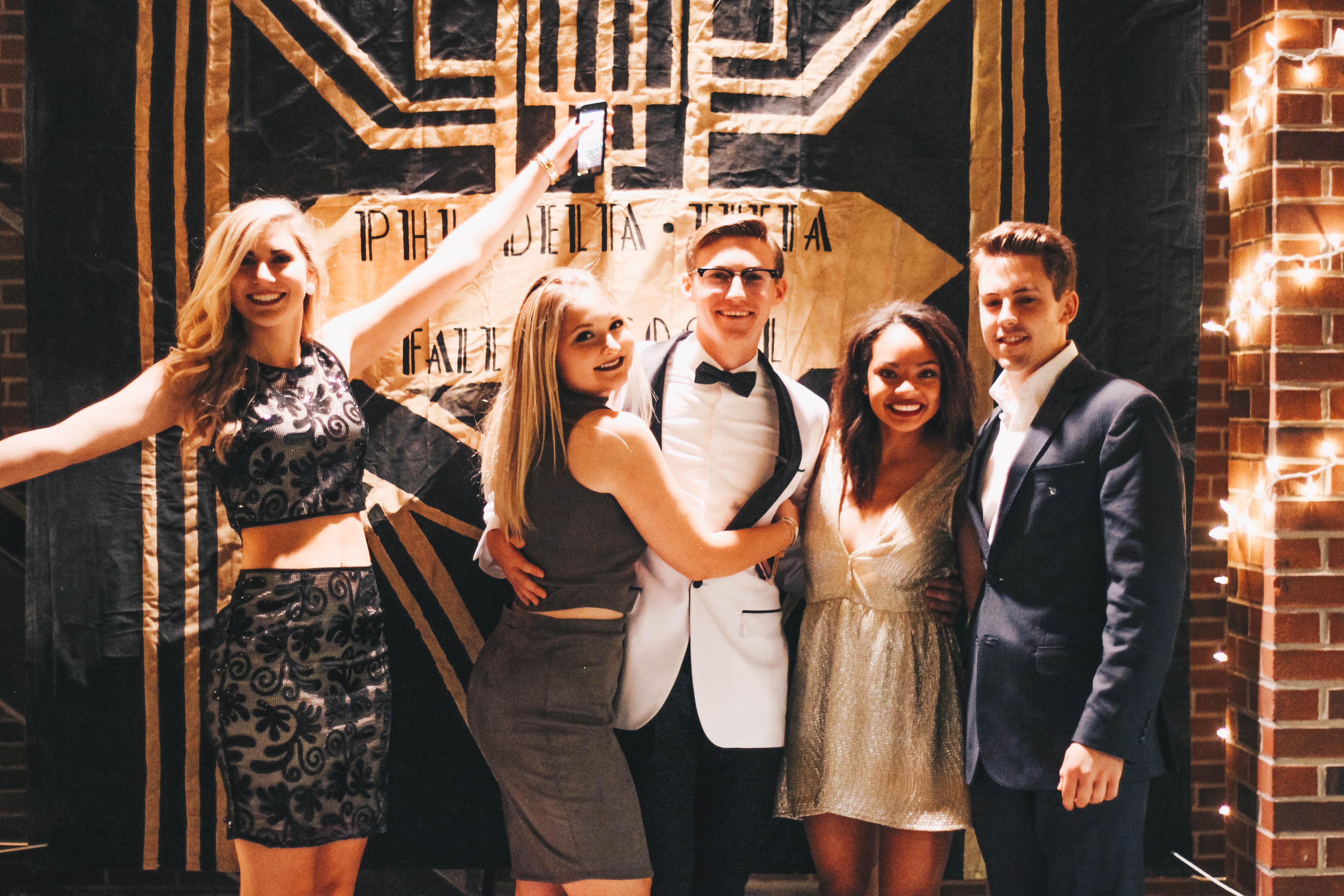 2016 Great Gatsby Social