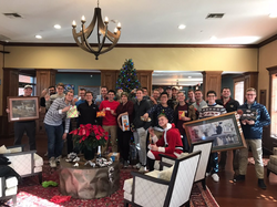 Secret Santa gift exchange '16