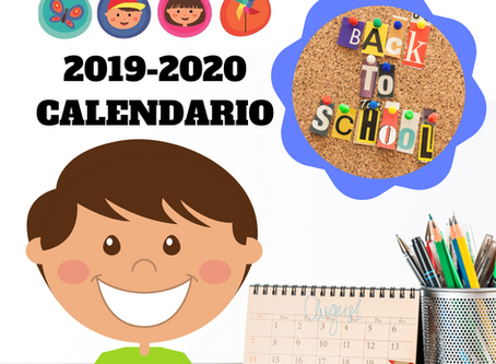 Hola, 2019-2020 School Year!
