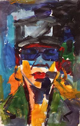 Blues Glasses