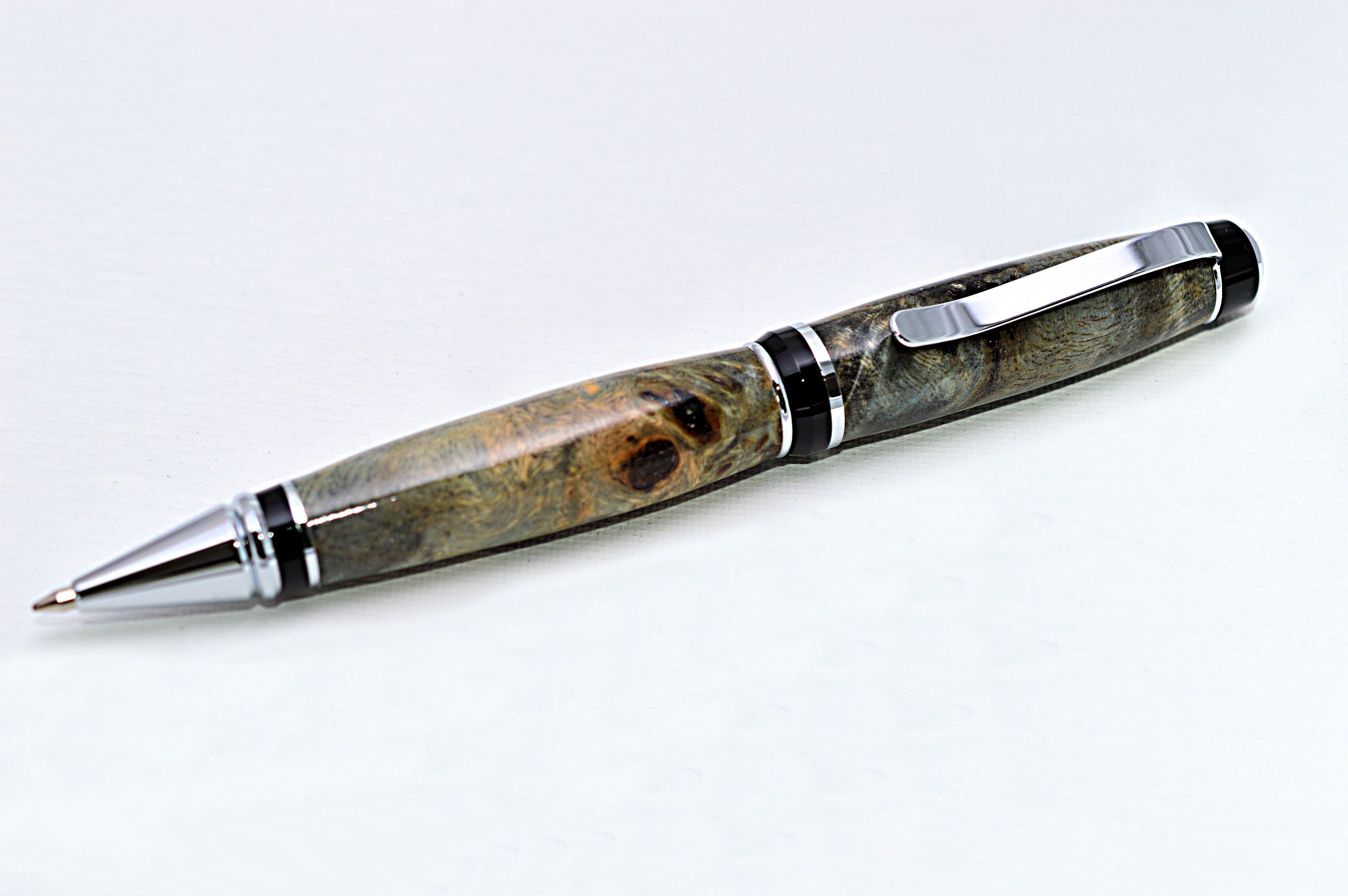 Edelholzkugelschreiber