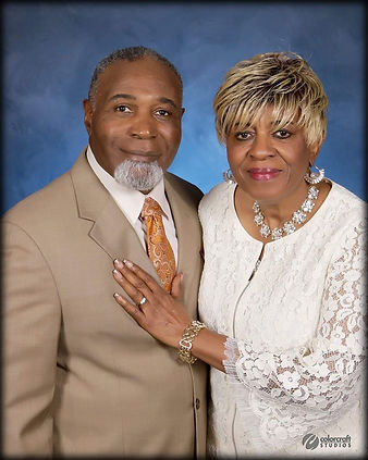 Apostle Ron & Pastor Gerri Banks