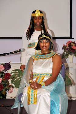 """Queen of the Nile """"Cleopatra"""""""