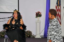 Ms. Black Wallstreet & Justice