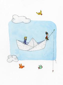Maman les ptits bateaux