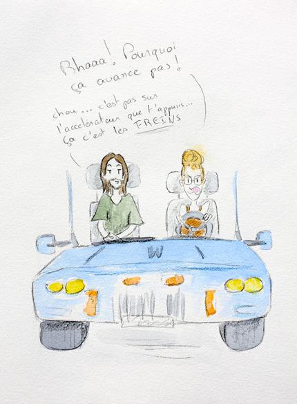 As de la conduite