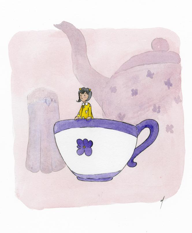 Service à thé