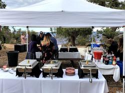 Grand canyon buffet and bar
