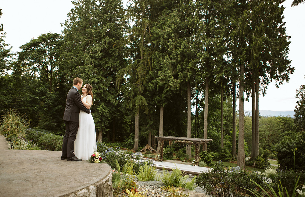 Photo of The Lookout Lodge, a Snohomish wedding venue near Seattle, WA. | My Snohomish Wedding | Snohomish Wedding Planning