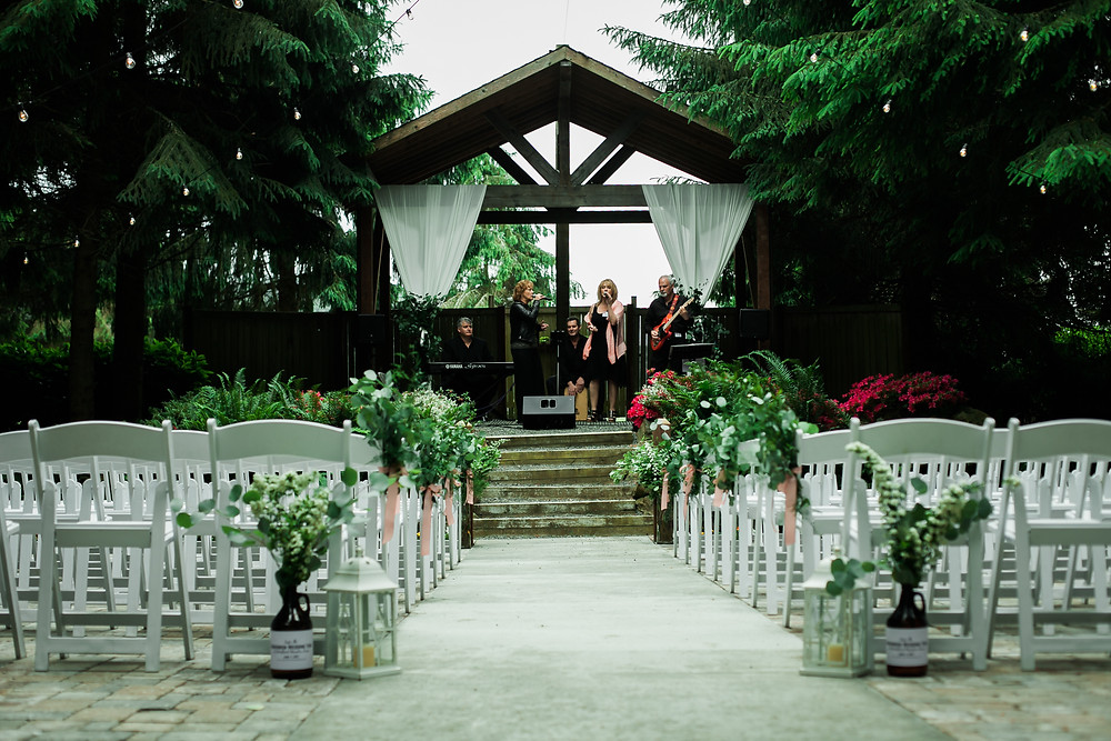 Photo of Woodland Meadow Farms, a wedding venue near Seattle, WA. | My Snohomish Wedding | Snohomish Wedding Planning