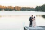 Real Snohomish Wedding: A Summer's Day at Green Gates at Flowing Lake
