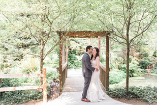 Real Snohomish Wedding: Backyard Forest Vibes at Woodland Meadow Farms
