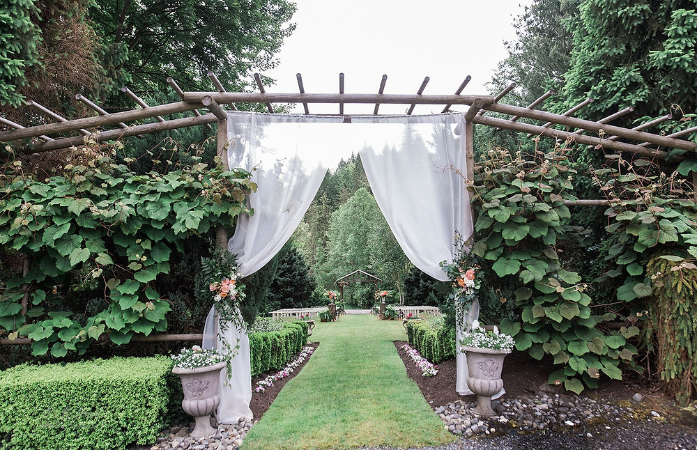 Photo of Jardin del Sol, a Snohomish wedding venue near Seattle, WA. | My Snohomish Wedding | Snohomish Wedding Planning
