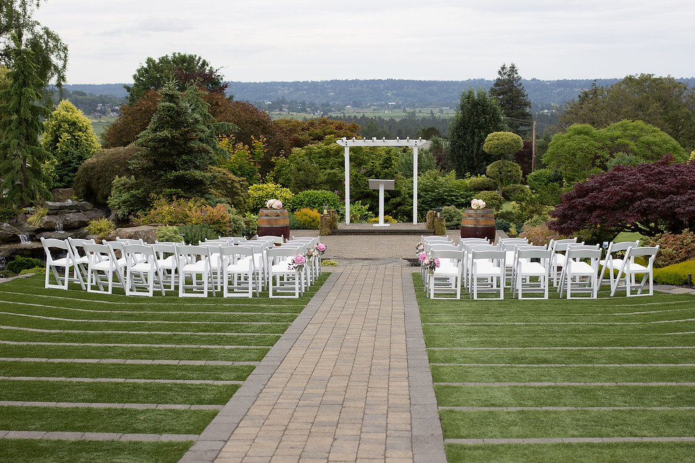 A photo of Olympic View Estates, a Snohomish wedding venue near Seattle, WA. | My Snohomish Wedding | Snohomish Wedding Planning