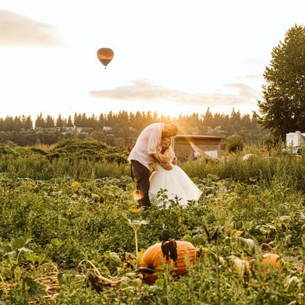 My Snohomish Wedding: A Magical Fall Wedding at Craven Farm