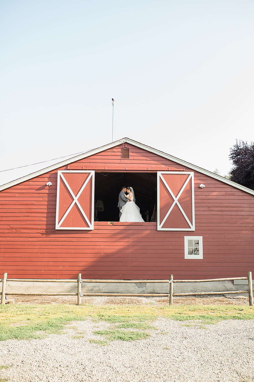 Photo of Craven Farm, a Snohomish wedding venue near Seattle, WA. | My Snohomish Wedding | Snohomish Wedding Planning