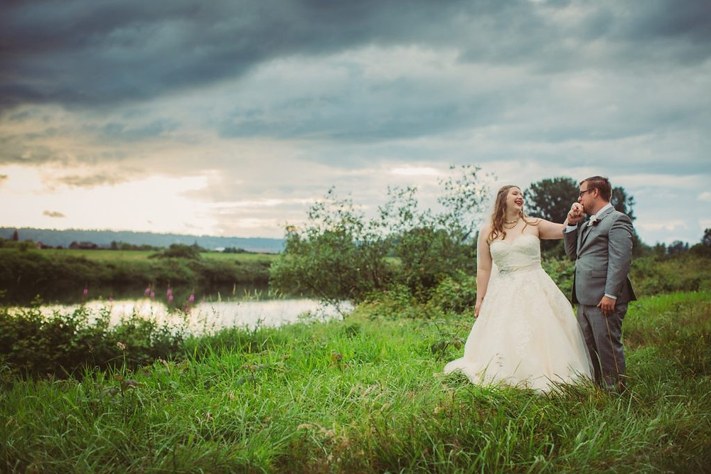 Photo of The River Wedding & Events, a Snohomish wedding venue near Seattle, WA. | My Snohomish Wedding | Snohomish Wedding Planning