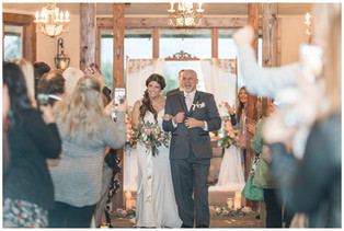 Real Snohomish Wedding: Love Conquers All, a Wedding at Hidden Meadows