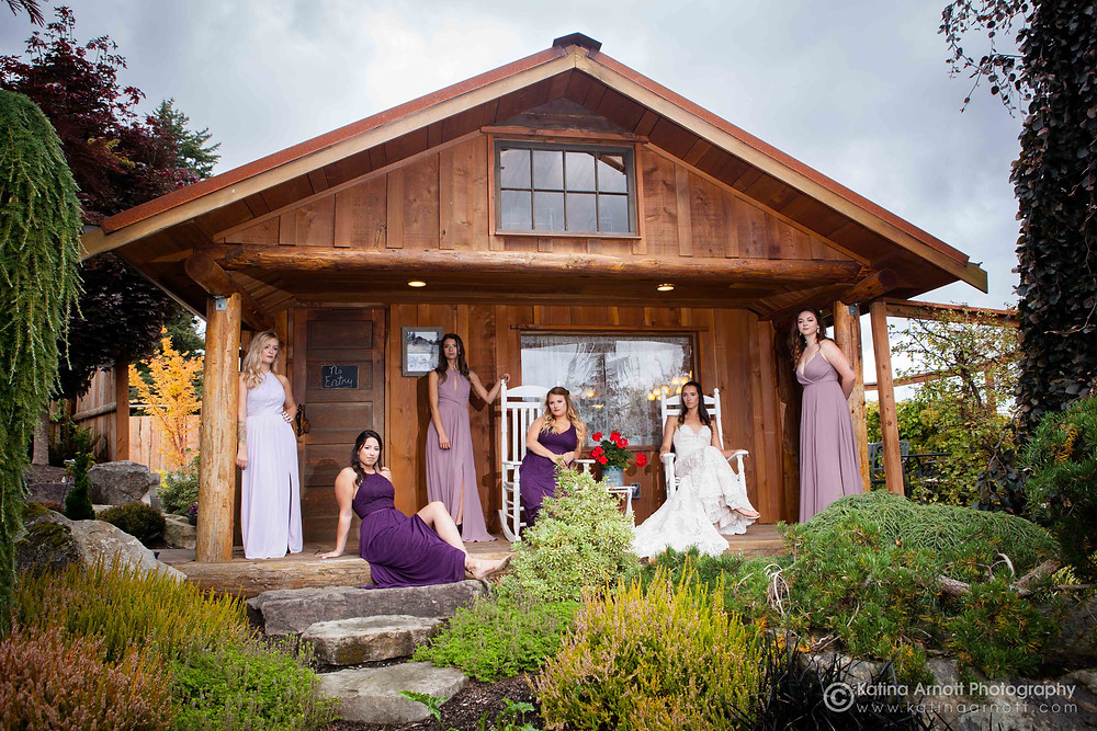 An adventurous PNW wedding at Olympic View Estates, a wedding venue in Snohomish near Seattle, WA. | Snohomish Wedding Planning | My Snohomish Wedding