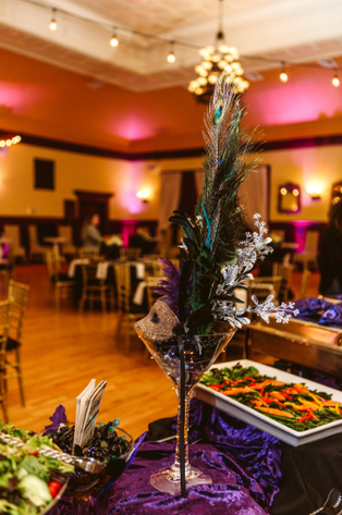 Fostering a Strong Wedding Community: Meeting at The Feather Ballroom