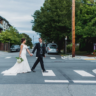 Real Snohomish Wedding: A Glimpse Into Time at the Feather Ballroom
