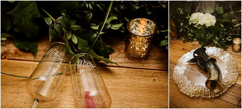 A magical woodland outdoor wedding at The Lookout Lodge, a wedding venue in Snohomish near Seattle, WA. | My Snohomish Wedding | Snohomish Wedding Planning