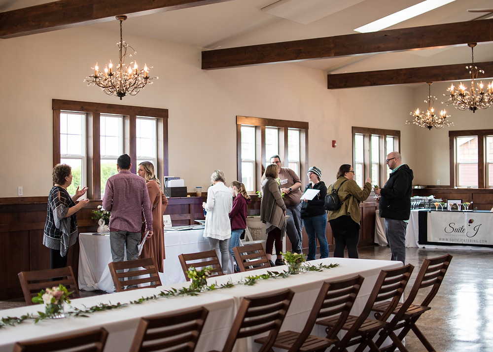 Photos from the 2018 Snohomish Wedding Tour at Swans Trail Farms in Snohomish, a wedding venue near Seattle, WA. | My Snohomish Wedding | Snohomish Wedding Planning