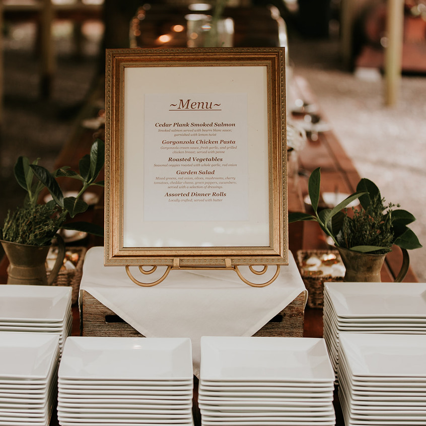 Low-Key, Relaxed Wedding at Maroni Meado