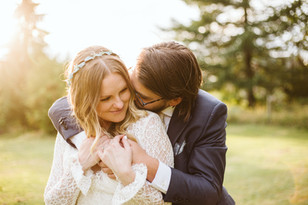 Real Snohomish Wedding: Amongst the Evergreens at The Lookout Lodge