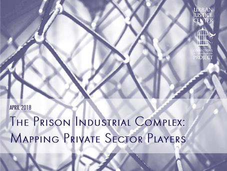 A new report exposes companies involved in the prison industrial complex
