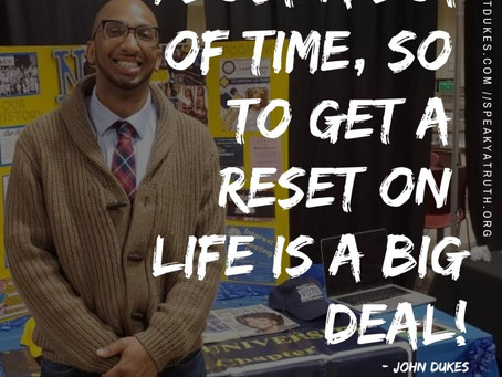 Hitting the Reset Button on Life After 20 Years of Incarceration