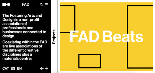 FAD Beats Project Page Cover