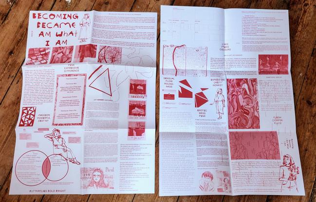Publication unfolded