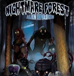 Nightmare Forest: Alien Invasion