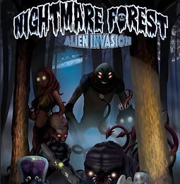 Nightmare Forest: Alien Invasion