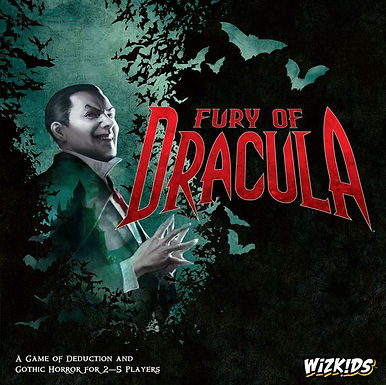 Fury of Dracula (Third/Fourth Edition)