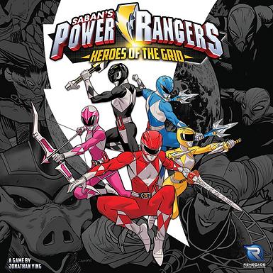 Saban's Power Rangers: Heroes of the Grid