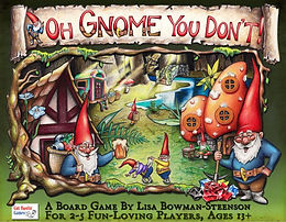 Oh Gnome You Don't!