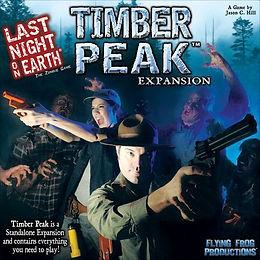 Last Night on Earth: Timber Peak
