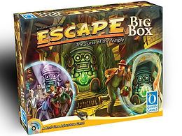 Escape: The Curse of the Temple – Big Box