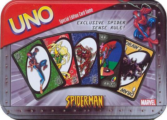 UNO: Spider-Man