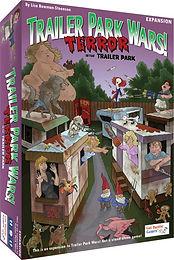 Terror In The Trailer Park!!