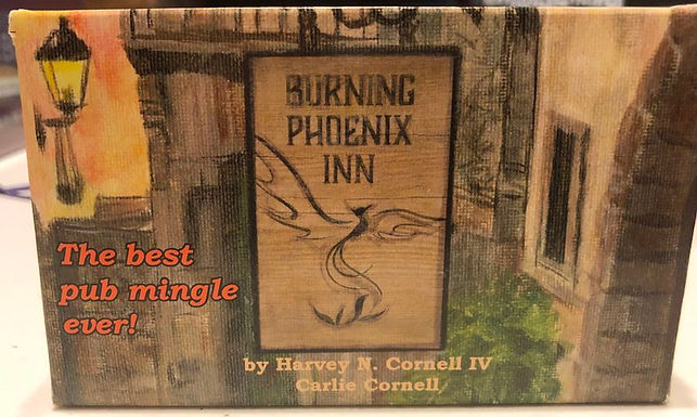 Burning Phoenix Inn