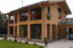 Fenêtre en bois/alu - Premium 110
