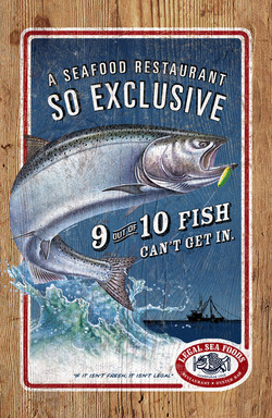 Legal Sea Foods: 9 out of 10