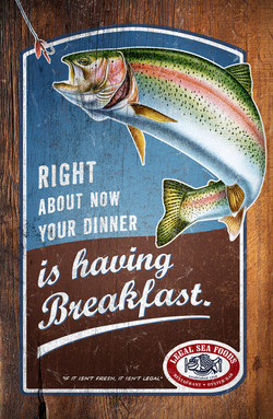 Legal Sea Foods: Dinner