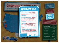 Live Tweets #Chomobile